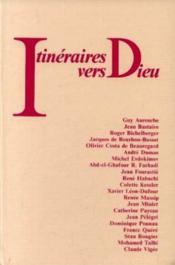 Itineraires Vers Dieu - Couverture - Format classique