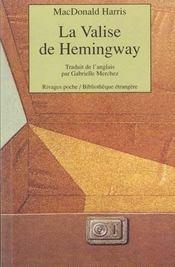 La Valise De Hemingway - Intérieur - Format classique