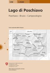 Lago di Poschiavo - Couverture - Format classique