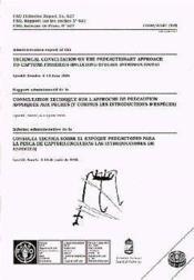 Rapport administratif de la consultation technique sur l'approche de precaution appliquee aux peches ; lysekil 1995 - Couverture - Format classique