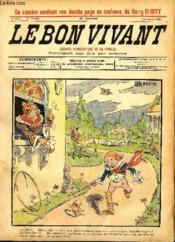 Le bon vivant n°413 - Couverture - Format classique
