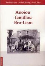 Anoiou famillou bro-leon - Couverture - Format classique