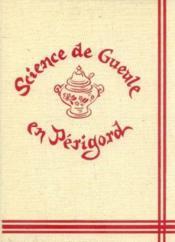 Science de gueule en périgord - Couverture - Format classique