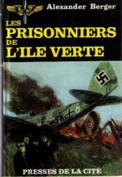 Les prisonniers de l'ile verte - Couverture - Format classique