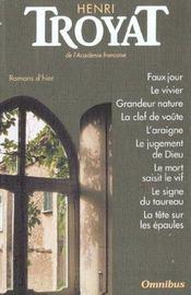 Romans D'Hier - Intérieur - Format classique