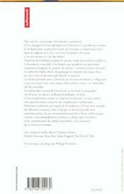 Une Dramaturgie Corse - 4ème de couverture - Format classique