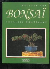 Reussir Son Bonsai Conseils Pratiques - Couverture - Format classique