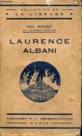 Laurence Albani - Couverture - Format classique