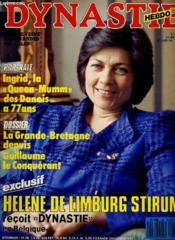 DYNASTIE hebdo N°43 - HELENE DE LIMBOUR STIRUM RECOIT