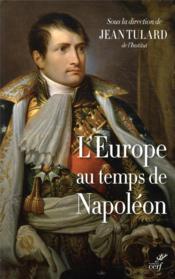 L'Europe au temps de Napoléon - Couverture - Format classique