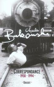 Correspondance ; 1958-1994 - Intérieur - Format classique