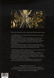 Le vertige des réserves ; bibliothèque et musée portables - 4ème de couverture - Format classique
