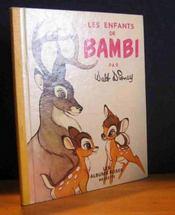 Les Enfants De Bambi - Couverture - Format classique