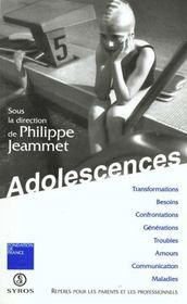 Adolescence - Intérieur - Format classique