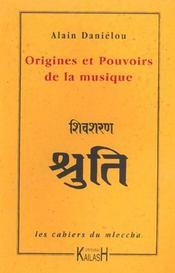 Origines et pouvoirs de la musique - Intérieur - Format classique