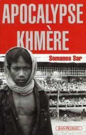 Apocalypse khmère - Couverture - Format classique