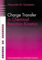 Charge transfer chemical - Couverture - Format classique