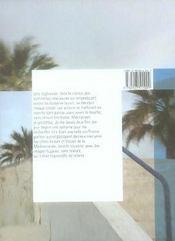 Highwater - 4ème de couverture - Format classique