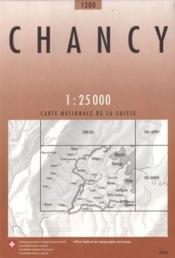 Chancy ; 1300 - Couverture - Format classique