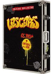 Lascars - Coffret - Le Film + L'Intégrale De La Série - Couverture - Format classique