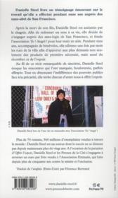 Offrir l'espoir ; onze ans auprès des sans-abri - 4ème de couverture - Format classique