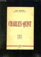 Charles Quint 1500 - 1558. - Couverture - Format classique
