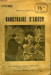 Sanctuaire D'Amour. - Couverture - Format classique