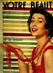 VOTRE BEAUTE, 23e ANNEE, N° 239, JUIN 1955 - Couverture - Format classique