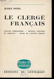 Le Clerge Francais - Couverture - Format classique