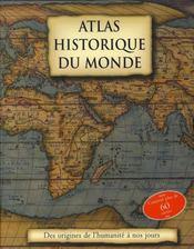 Atlas historique du monde - Intérieur - Format classique