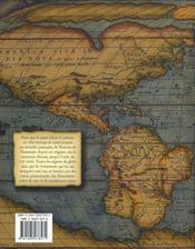 Atlas historique du monde - 4ème de couverture - Format classique