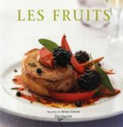 Les fruits - Couverture - Format classique