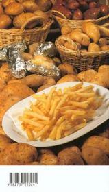 100 recettes de pommes de terre - 4ème de couverture - Format classique