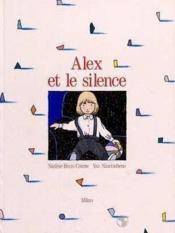 Alex et le silence - Couverture - Format classique