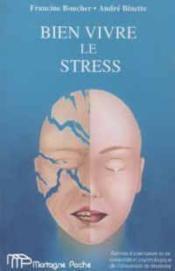 Bien Vivre Le Stress - Couverture - Format classique