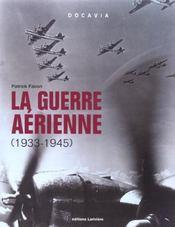 La guerre aerienne 1933-1945 - Intérieur - Format classique