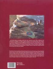 La guerre aerienne 1933-1945 - 4ème de couverture - Format classique
