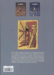 Region t2 le jour de la saint braconne - 4ème de couverture - Format classique