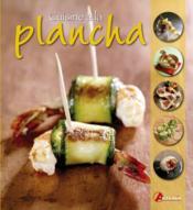 Cuisine à la plancha - Couverture - Format classique