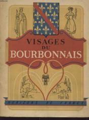 Visages Du Bourbonnais - Couverture - Format classique