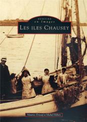 Les îles Chausey - Couverture - Format classique