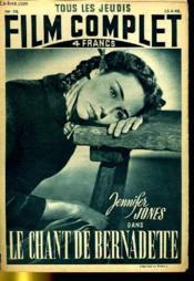 Tous Les Jeudis Film Complet N° 98 - Le Chant De Bernadette - Couverture - Format classique