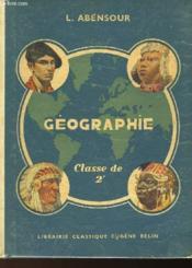 Geographie Generale : Physique Et Humaine - Couverture - Format classique
