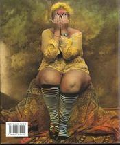 Jan saudek-trilingue - 4ème de couverture - Format classique