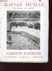 Carnets D'Atelier - Couverture - Format classique