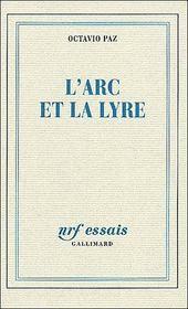L'arc et la Lyre - Couverture - Format classique