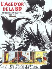 L'Age D'Or De La Bd 1934-1944 - Intérieur - Format classique