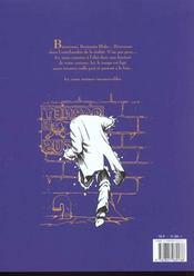 Le Naufrage De Memoria T.1 ; Scaphandre 8 - 4ème de couverture - Format classique