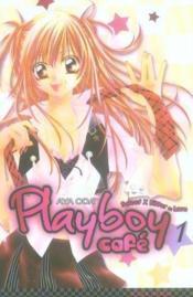 Playboy café t.1 - Couverture - Format classique