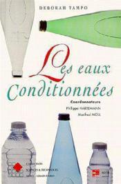 Eaux conditionnees (collection staa) - Couverture - Format classique